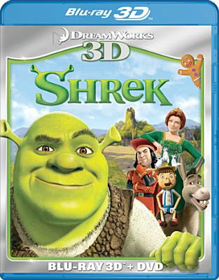SHREK 3D BY MYERS,MIKE (Blu-Ray)