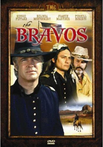 BRAVOS BY PEPPARD,GEORGE (DVD)