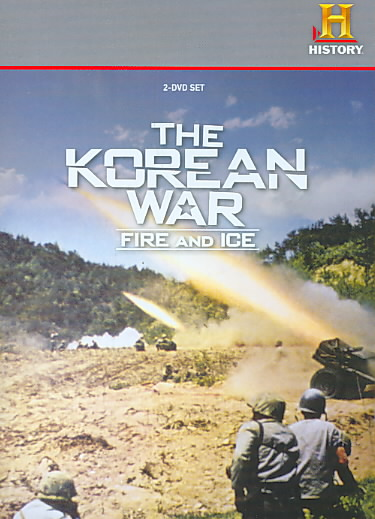KOREAN WAR:FIRE AND ICE (DVD)