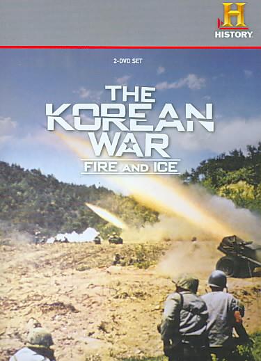 KOREAN WAR:FIRE AND ICE (DVD)